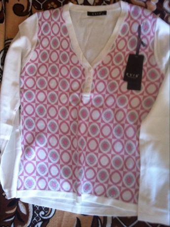 pulovar de dama din casmir -nou marimea 42