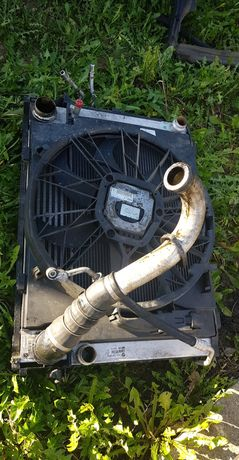 Radiatoare si electroventilator Bmw e60/e61 520d si 525d