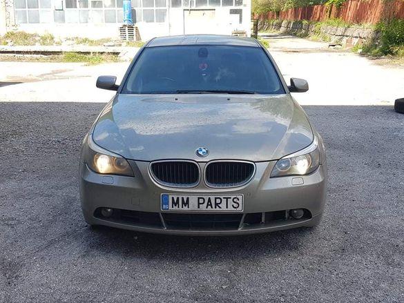 BMW E60 530D 218к.с. автоматик седан НА ЧАСТИ!