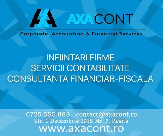 Infiintare firma, contabilitate, fiscalitate