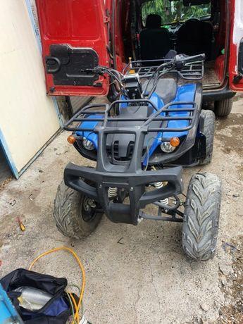 ATV Hummer Grizlly 250cc , 25 km