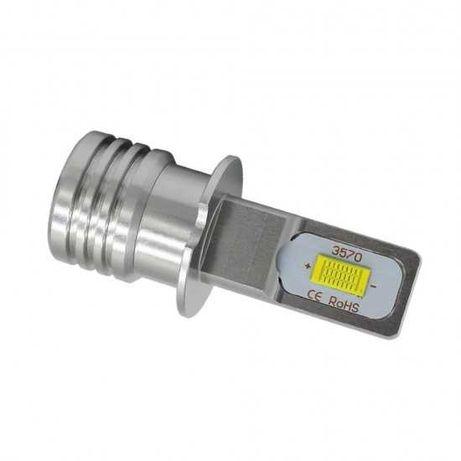 LED/ЛЕД диодни крушки за халоген H3 мини