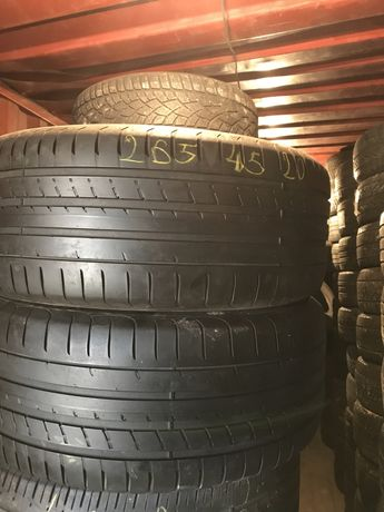 Good Year Eagle F1 265/45 R20