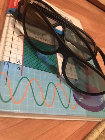 3Д очки,2штуки
