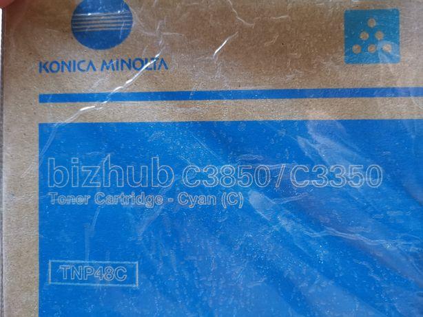 Cartus Konica Minolta TNP48C-Cyan