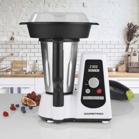 Мултикукър за здравословно готвене GOURMETmaxx 8 в 1