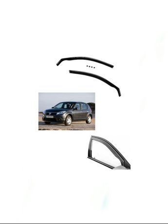 Ветробрани Dacia SANDERO (2008-2012)- 4/5 врати-  (2бр.)