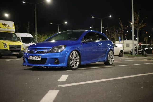 Opel Astra h OPC 300+CP