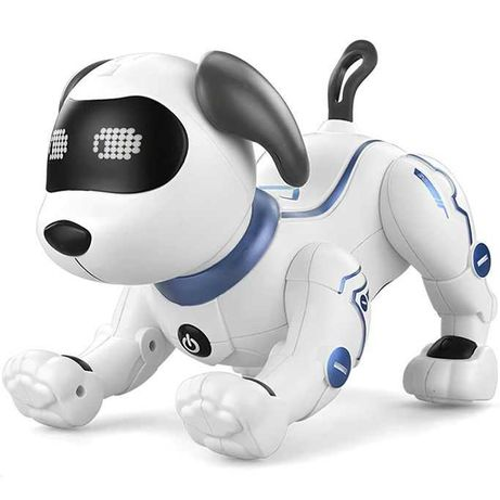 Собака робот щенок на пульте управления Оригинал на англ