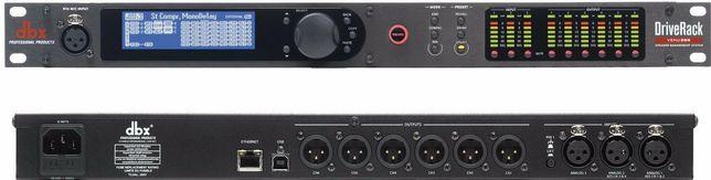 Новый! топовый контроллер акустических систем DBX Driverack Venu360