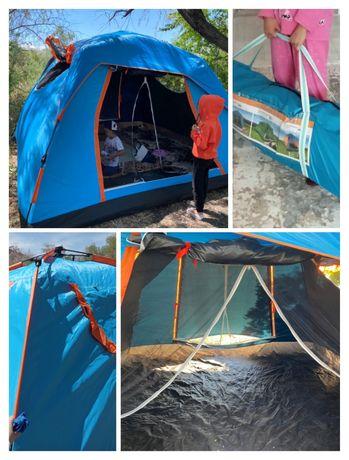 Прокат палаток 10-12 чел