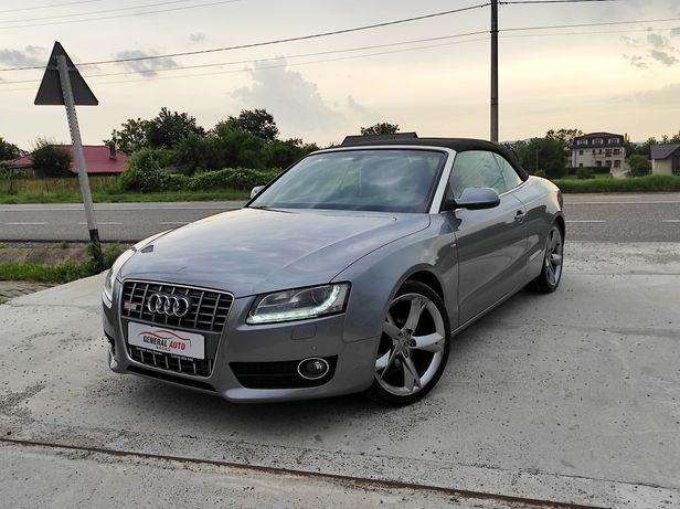 Audi A5, cabrio, AUTOMAT, 2.7 diesel,2010,full,RATE, import