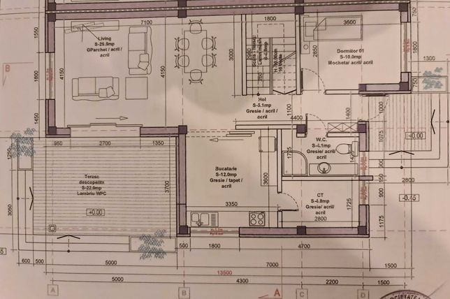 Duplex–Bragadiru, Safirului, P+1, SU 141mp, 5 camere, Teren 400 mp