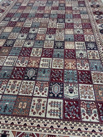 Шёлковый ковёр 5×3,4