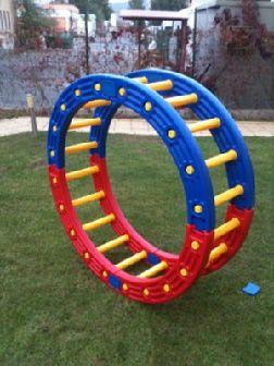 Сглобяем кръг или мост 4 части