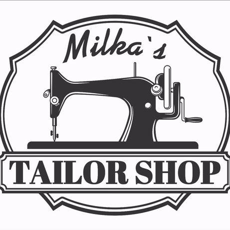 """""""Milka's Tailor Shop"""" - Шивашки услуги"""