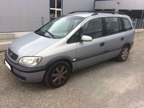 Opel Zafira A/ Опел Зафира А Hа части !!!