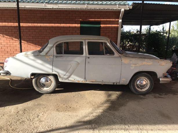 Продам газ-М21 1962года