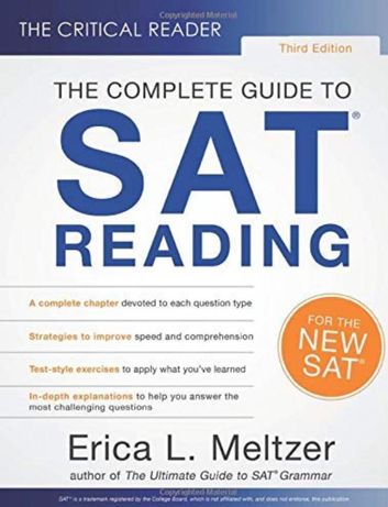 The Compete Guide To SAT Reading