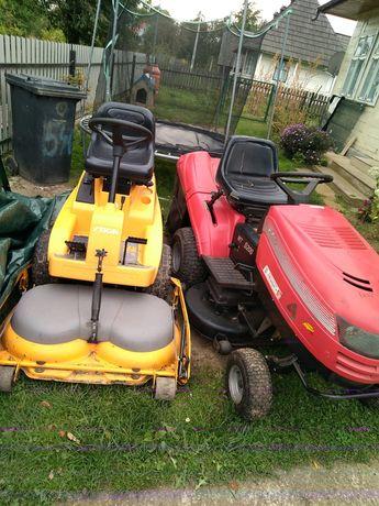 Tractoraşe de cosit iarbă