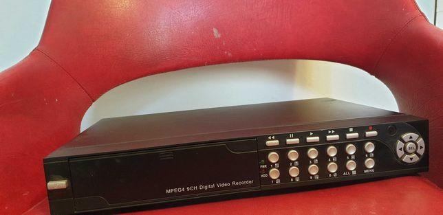 8 канальный Видеорегистратор D6009. Жесткий диск 500Gb.