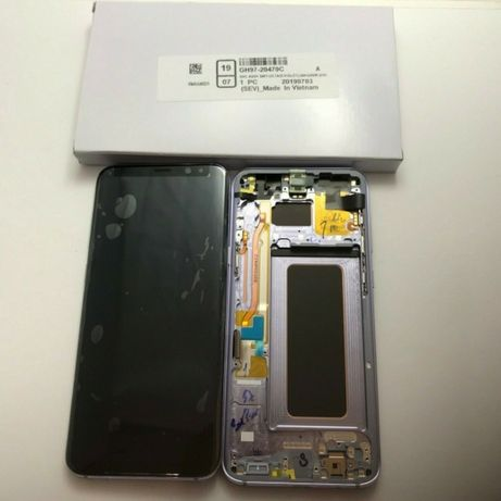 Display Samsung S8 S8 Plus Original AMOLED garanție 1 an montaj pe loc