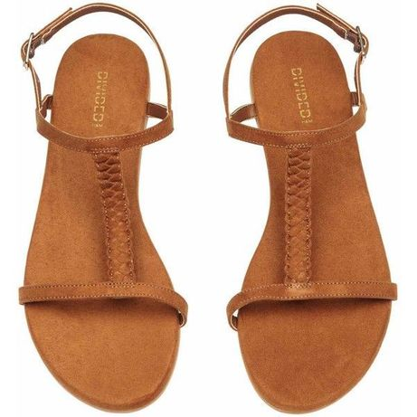 H&M Велурени сандали 41