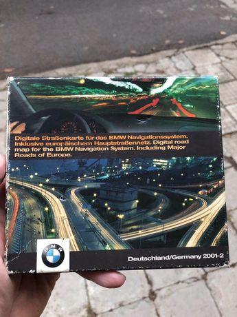 Оригинален диск с навигация за BMW