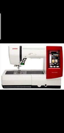 Швейно вышивальная машинка Janome mc 9900