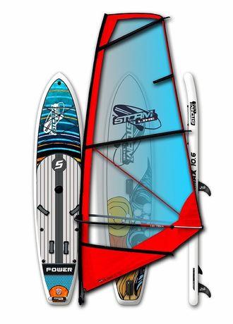 Sup board/ Сап борд премиум доска Stormline Wind sup