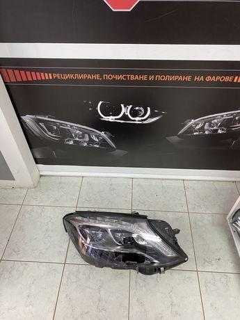 Мерцедес Mercedes W222 S Class Ремонт Фарове Рециклиране