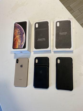 iPhone XS MAX gold 512GB / dualSIM