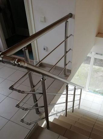 Balustrada Aluminiu Eloxat