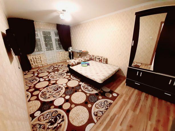 Суточная 1 комн квартира на 18 мкр для командировочных