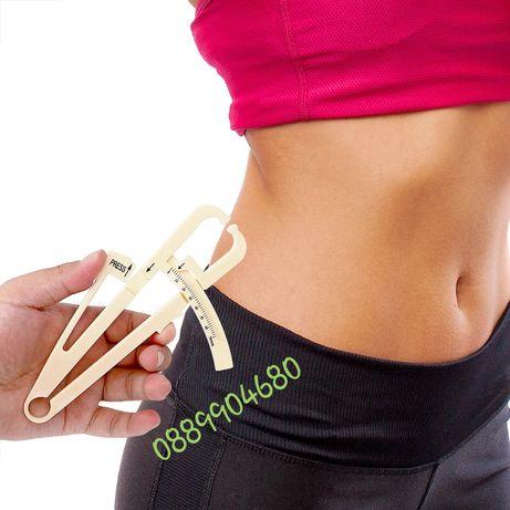 КАЛИПЕР - Уред за измерване на телестните мазнини