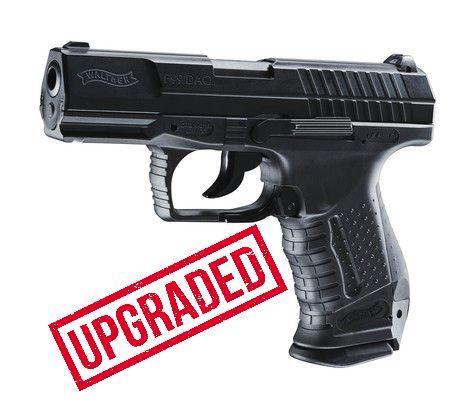 Oferta: Cel mai puternic pistol Airsoft: Walther P99 DAO CO2 < 4J