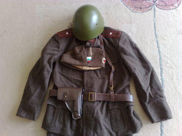 Зимна, бойна униформа БНА 1975 - нова.