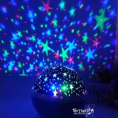 Светильники, ночник, звездное небо дома