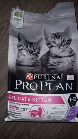 Продам корм для котят