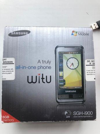 Сотовый телефон Samsung SGH-i900