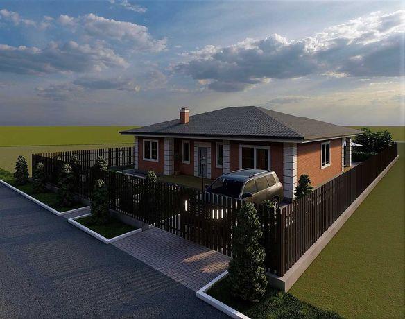 Продам совершенно новый дом 2021 года