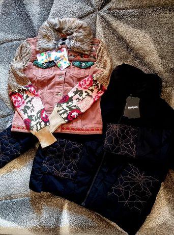 Lot haine outlet Desigual dama si barbat colectie toamna iarna