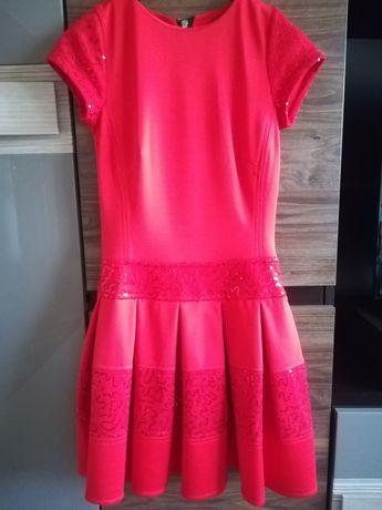 Rochie roșie 36(S)