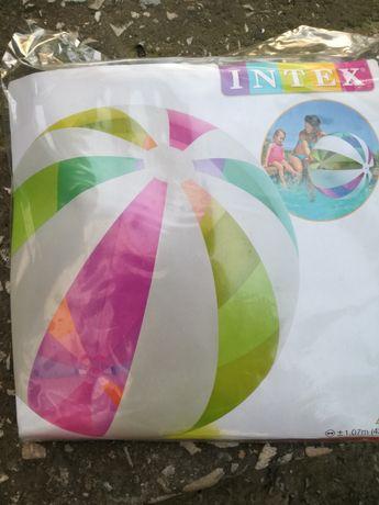 Гигантска надуваема топка на Intex