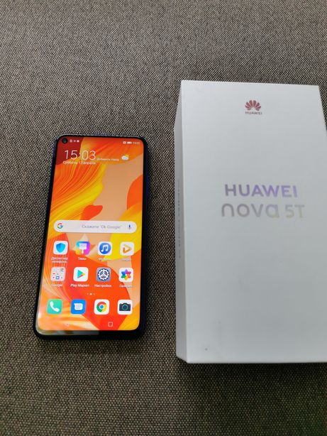 Продам Huawei Nova 5 128/6