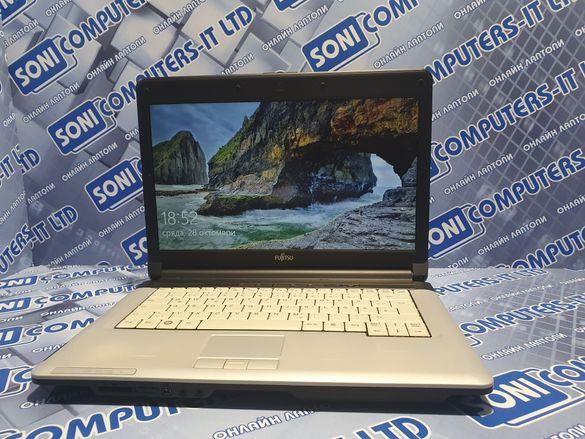 Мощен Fujitsu LifeBook S710 /i5-520M / 4GВ/ Гаранция