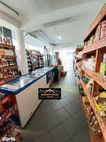 Cedez afacere, magazin alimentar + echipamente existente, 18 000€ neg.