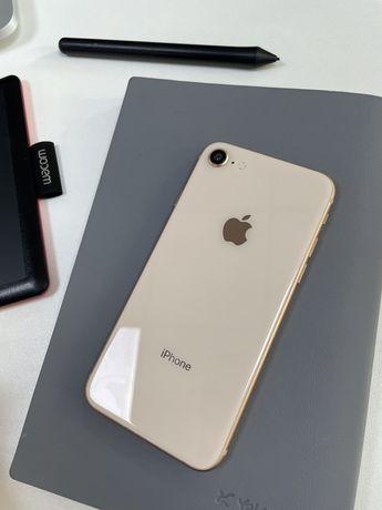 Iphone 8 256 GB white , в отличном состоянии