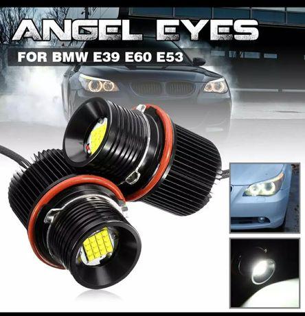 Led Leduri Angel Eyes BMW E60 E63 E64 E70 X6 E82 E87 E89 Z4 E90 E91 M3