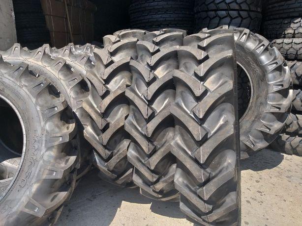 Cauciucuri noi 12.4 28 OZKA 8PR garantie anvelope tractor spate u445